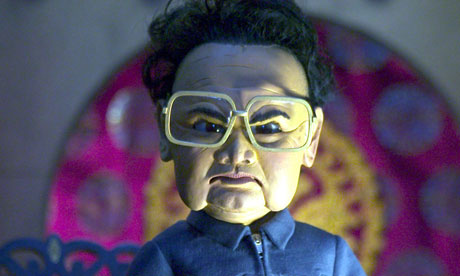 Kim Jong-il on Team America - SlightlyQualified.com