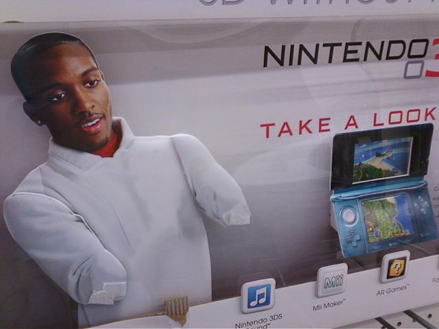How Not to Sell Nintendo DS's