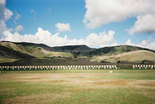 Marine Corps Rifle Range - SlightlyQualified.com