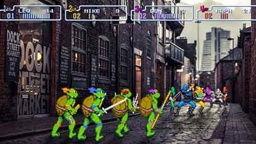 TMNT in Real Life - SlightlyQualified.com