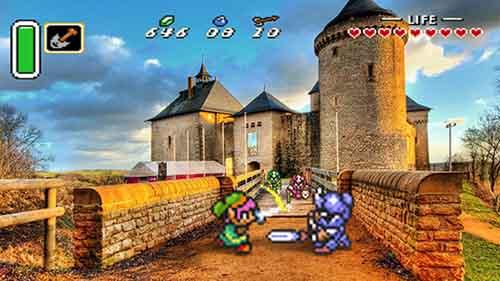 Zelda in Real Life - SlightlyQualified.com
