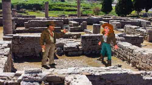 16-Bit Indiana Jones Real Life - SlightlyQualified.com