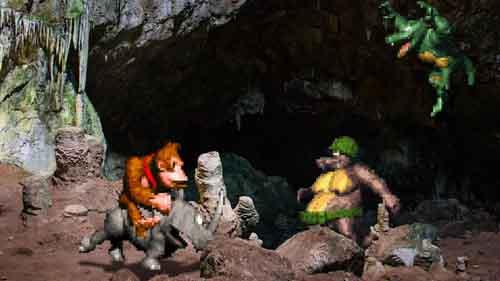 Donkey Kong SNES - SlightlyQualified.com