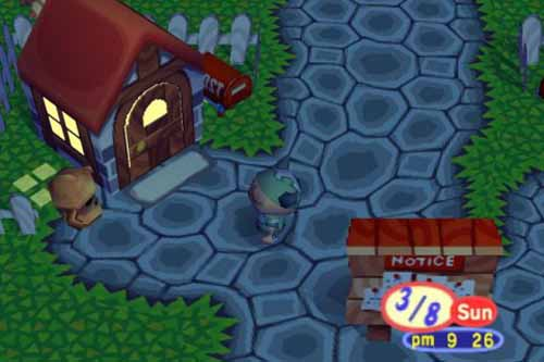 Animal Crossing GameCube Pic - SlightlyQualified.com