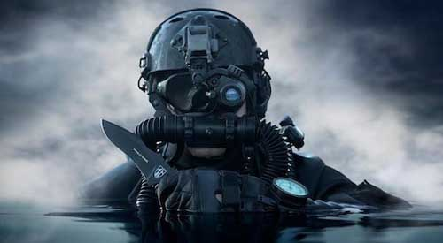 Military Diver - SlightlyQualified.com