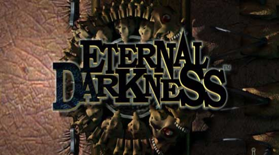 Eternal Darkness Open Title - SlightlyQualified.com