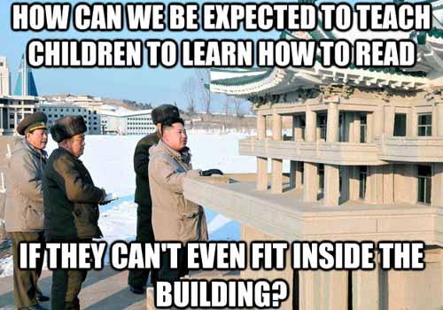 Kim Jong-un Zoolander Meme - SlightlyQualified.com
