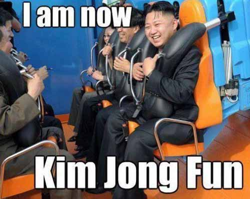 Kim Jong Fun - SlightlyQualified.com