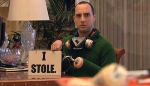 Buster Bluth Stole - SlightlyQualified.com