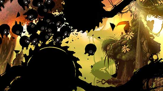 Badland is Apple's 2013 iPad Game of the Year Winner