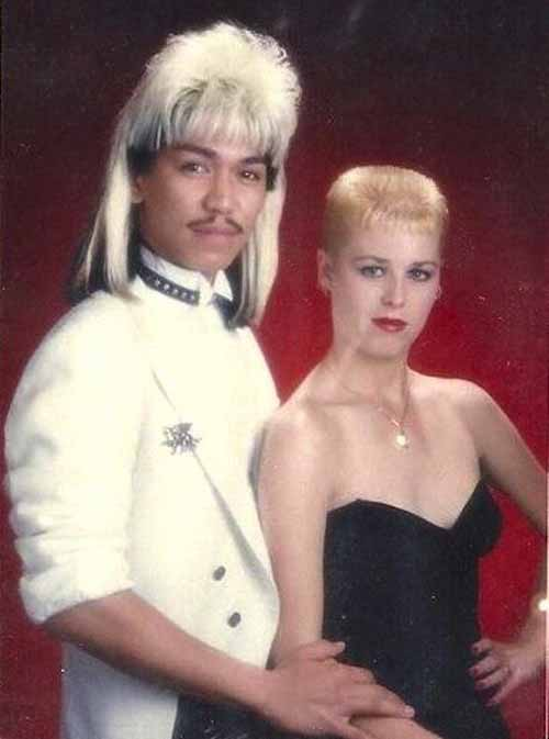 Funny Mullet Prom Picture - SlightlyQualified.com Funny Pics