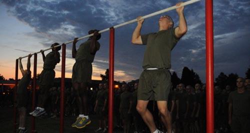 Marine Corps Pull-ups