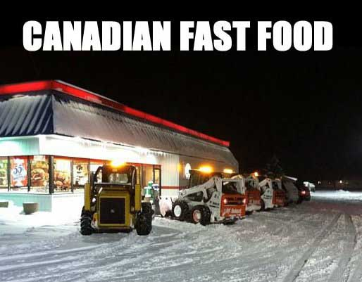 Funny Canadian Fast Food Pic - SlightlyQualified.com