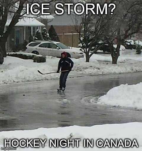 Funny Canada Meme Hockey - SlightlyQualified.com Funny Memes