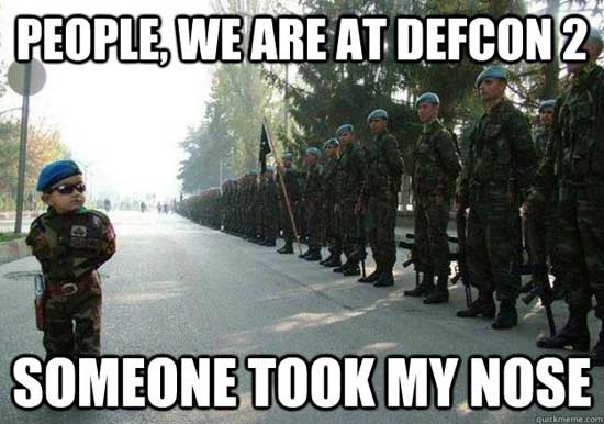 defconnose