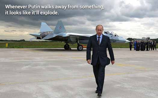 Vladimir Putin Is a Badass - SlightlyQualified.com