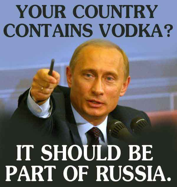 Putin Logic Funny Picture - SlightlyQualified.com