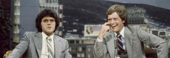 Throwback Thursday: Jay Leno and David Letterman Pics from 1979