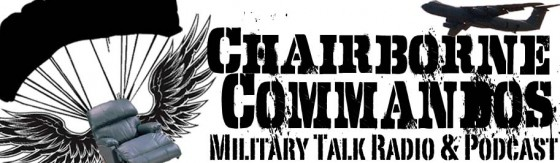 Podcasts We Like: Chairborne Commandos