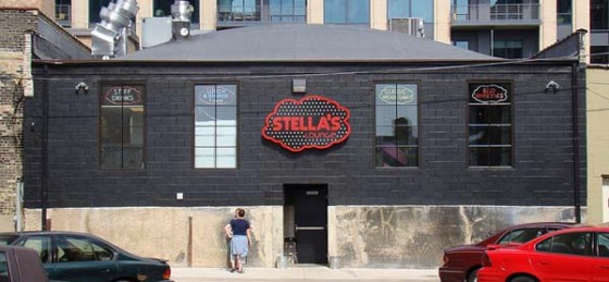 Bars We Like: Stella's Lounge, Grand Rapids, MI