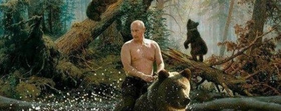 11 Funny Vladimir Putin Pics for your Friday
