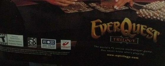 Awesome Original EverQuest Ad