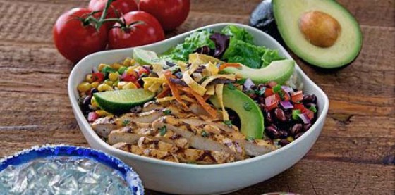 Food We Like: Chili's Margarita Chicken Fresh Mex Bowl