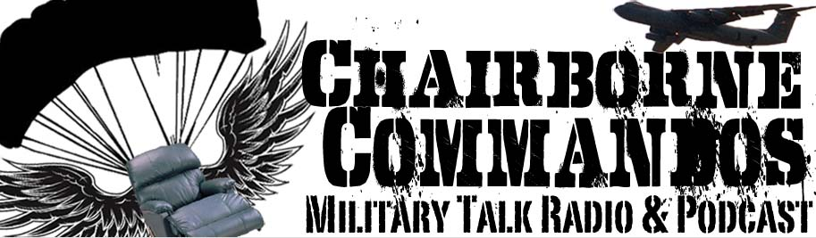Chairborne Commandos Podcast Is Great - SlightlyQualified.com