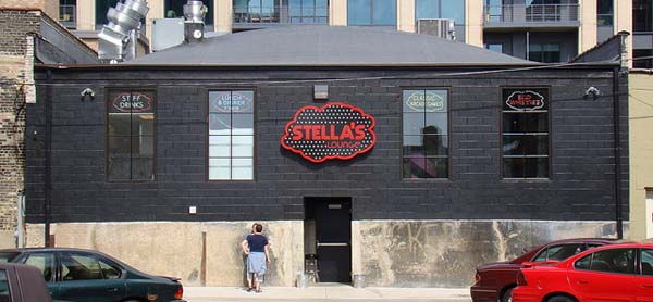 Bars We Like: Stella's Lounge, Grand Rapids, MI