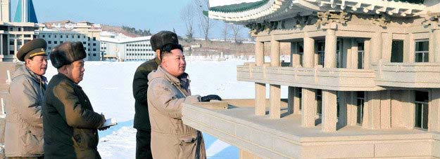 Kim Jong Un Zoolander Cover - SlightlyQualified.com