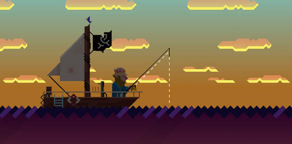 Ridiculous Fishing is Apple's 2013 iPhone Game of the Year Winner